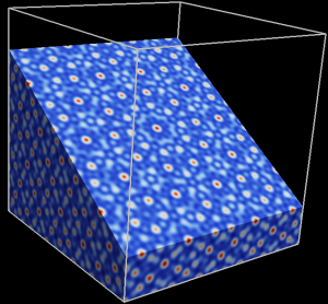 3D quasicrystal-section